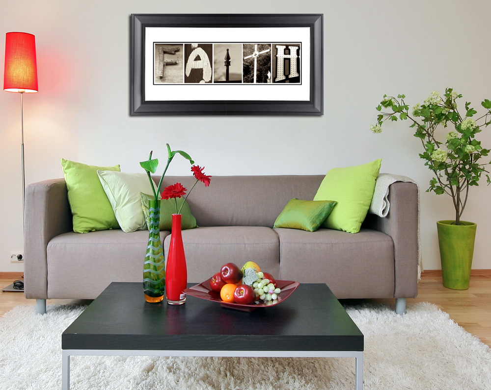 Alphabet Photos , Home Decor Design Ideas/art_letters_frame